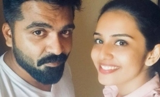 Is this Simbu's future wife?