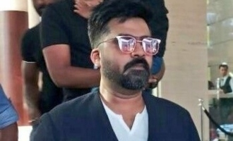 Why Simbu is visiting many temples in disguise?