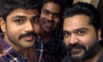 STR does it for Yuvan and 'Metro' Sirish
