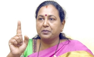 Premalatha Vijayakanth's controversial speech on Subashri's death