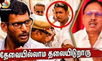 Solve the Producer Council Issue First : Tirupur Subramaniam Interview