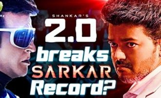 2.0 Can Effortlessly Break Sarkar's Record : Tirupur Subramaniyam Interview
