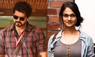 Suchithra's latest comments about Thalapathy Vijay's Master!