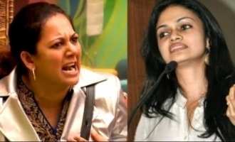 Bigg Boss 4 update Suchithra support Archana VJ for Archana crying for her father death