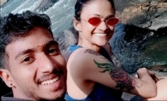 Bigg Boss Suchi's latest photo with young man goes viral