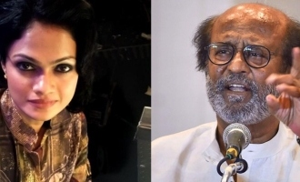 RJ Suchitra trolls Rajnikanth's late reaction in Sathankulam issue!