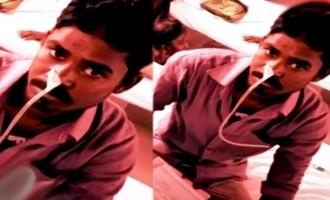 காதலில் வெற்றி பெற விஷம் குடித்த வாலிபர்: அதிர்ச்சியில் மனைவி