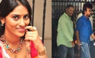 'அர்ஜூன் ரெட்டி' நடிகை கொடுத்த புகார்: பிரபல ஒளிப்பதிவாளர் கைது