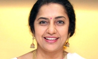 Suhasini directs a short film after 25 years