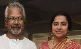 Mani Ratnam and Suhasini give a promise for a noble cause