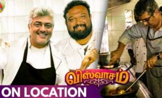 Ajith Cooked for the ENTIRE UNIT : Sujatha Interview about Viswasam