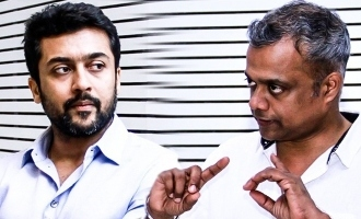 Gautham Menon reveals the interesting plot of Suriya's movie!