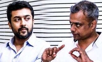 Top producer brings together Suriya and Gautham Menon?