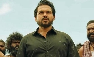 Karthi's 'Sulthan' trailer is loaded with mass moments- Review