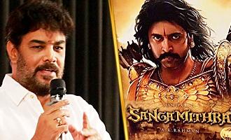 Important Portion Of Sangamithra Already Started - Director Sundar C Speech