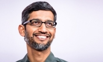 sundar pichai alphabet ceo salary 240 million dollar stock package 2 million dollar annual salary
