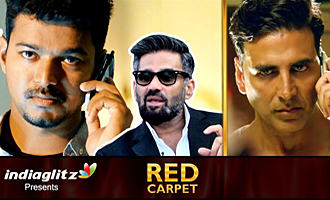 Why lot of Tamil Movies are remade in Hindi? - Suniel Shetty Interview