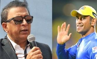 Dhoni will quietly say goodbye to cricket, team has moved on: Gavaskar