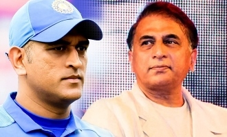 Time for MS Dhoni to quit International Cricket: Sunil Gavaskar