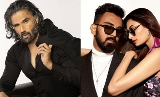 Darbar actor opens up about his daughter's relationship with Indian cricketer KL Rahul thumbnail