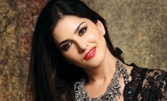 Sunny Leone wraps major portion in  'Oh my Ghost' - Pictures go viral
