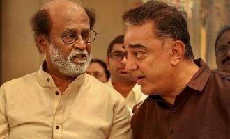 Rajini - Kamal early birds to cast their votes for Lok Sabha Elections 2019