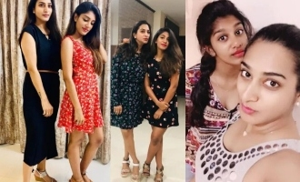 Actress Surekha Vani turns 40, daughter throws special party - pics and video go viral