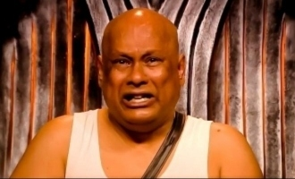 Suresh Chakravarthy breaks down and cries uncontrollably in 'Bigg Boss 4'