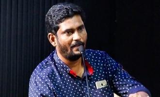 Producer Suresh Kamatchi statement about Prabhakaran name contraversy