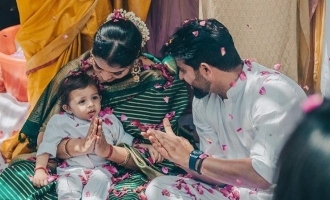 Suresh Raina's son birthday celebration cute photos rock internet!