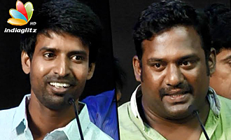 I'm now Pushpa Purushan not Parotta Soori : Robo Shankar and Soori Comedy Speech