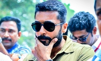 Suriya's strong statement on New education policy!