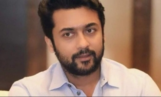 Suriya in this powerful character for the first time in his career