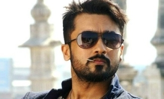 Suriya to do it for the anthology Putham Pudhu Kaalai!