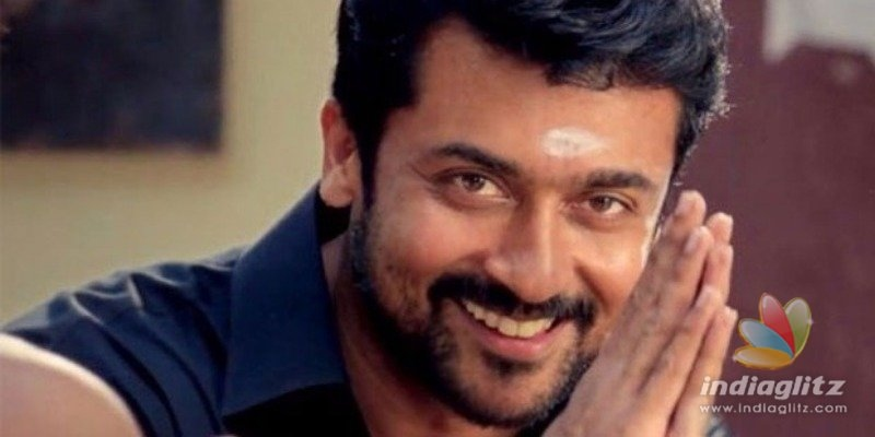 Suriya welcomes withdrawal of 5th and 8th standard public exams