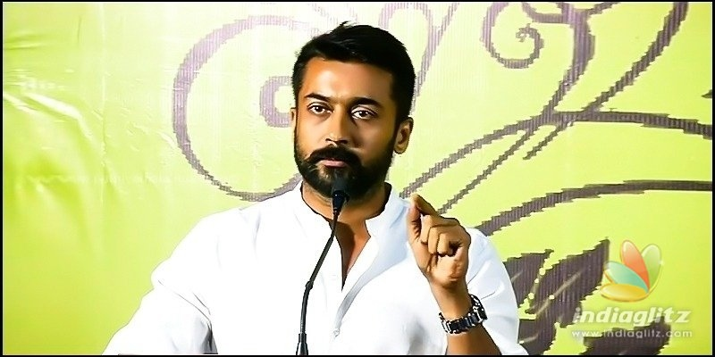 How will students write NEET without teachers to coach them: Suriya