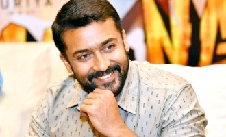 Suriya to pair with his superhit heroine?