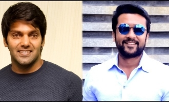 Amazing! Suriya and Arya combine for an awesome Sunday