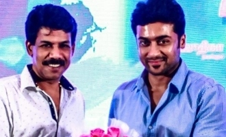 Exciting developments on Suriya and Bala teaming up for the third time