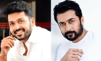 Suriya against govt EIA draft support to Karthi