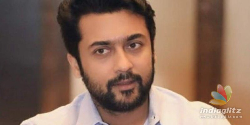 Suriya does this powerful character for the first time in his career
