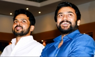 Suriya and Karthi's immediate action for flood relief