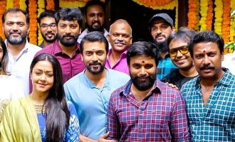 Jyothika - Sasikumar join hands for the first time!