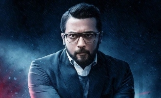 Suriya's villain back to shoot Kaappaan!