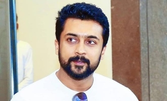 Actor Surya voices out in support of Students once again - Releases statement