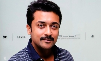 Veteran actress joins Suriya's next!