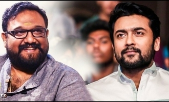 Exciting update on Suriya-Siruthai Siva project