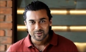 Suriya invites fans and families to a new experience - Video