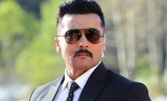 Suriya hints at reuniting with his recent blockbuster combo