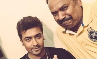 Suriya announces title of Venkat Prabhu's next movie